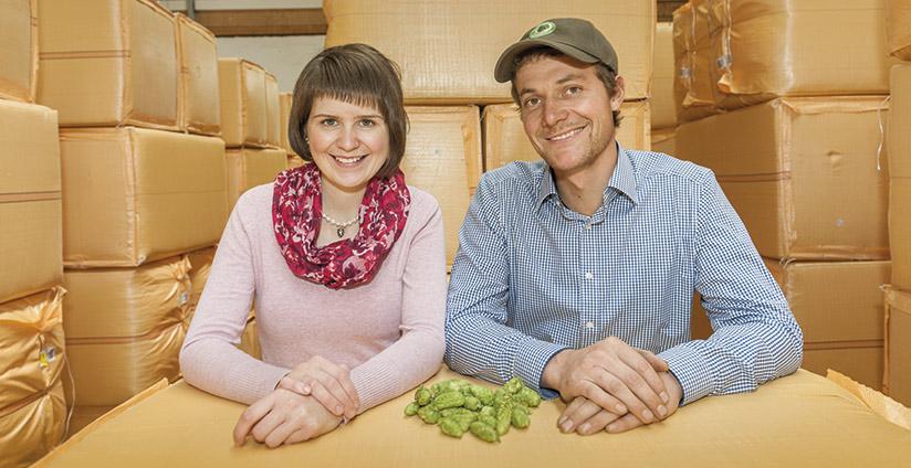 Martina und Thomas Kiermeier